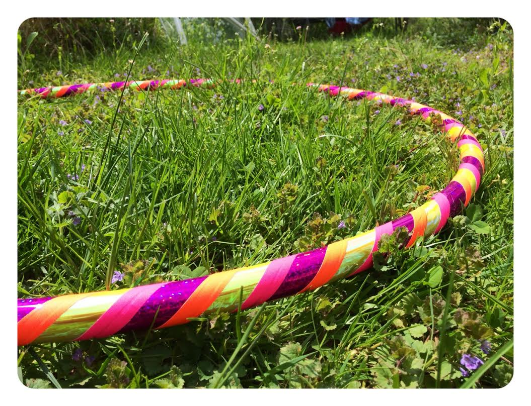 custom hula hoop