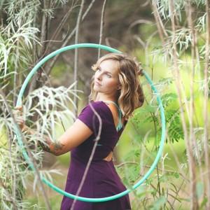 lightweight hdpe hula hoop