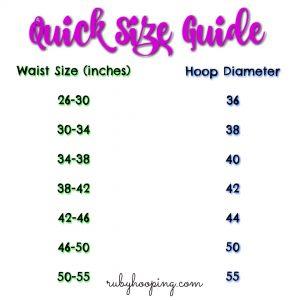 what size hula hoop should i get