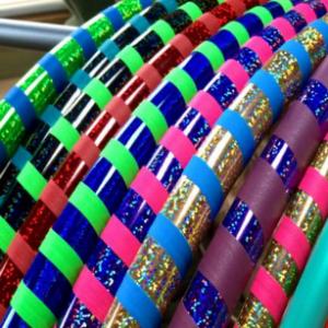 beginner hula hoops