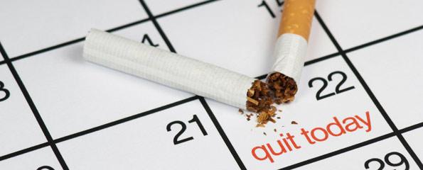 quit today