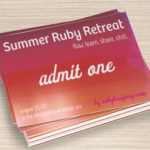ruby tickets