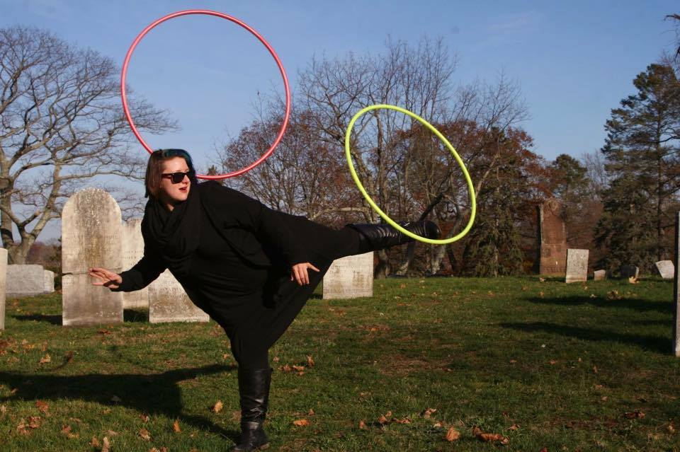 hua hooping after hip replacement