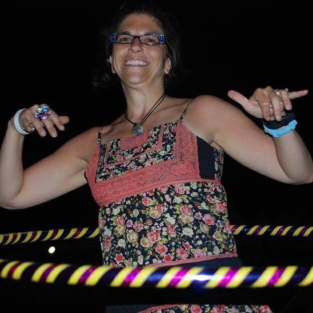 hula hooping after hip surgery