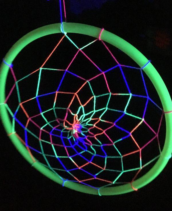hula hoop dreamcatcher