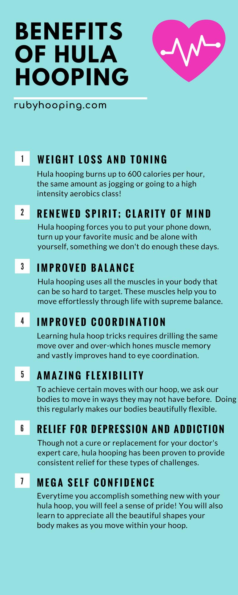 hula hoop health benefits